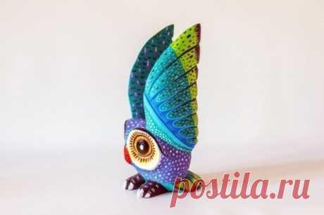 Скульптуры из штата Оахаки, Мексика: artassorti — ЖЖ