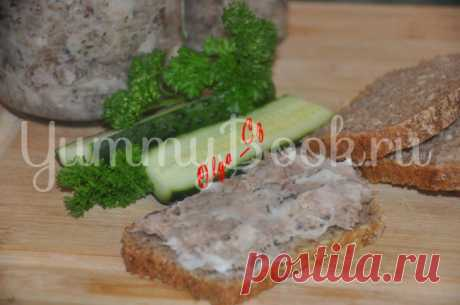 Rillettes de porc (домашняя свиная намазка) - пошаговый рецепт с фото