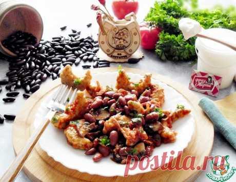 Ленивые вареники с овощами – кулинарный рецепт