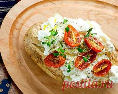 12способов запечь картошку так, чтобы все обалдели