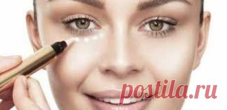 Many face a problem of dark circles under eyes, because of them women often look is more senior than the years. It is possible to deal with such problem, and, above all – it is necessary.