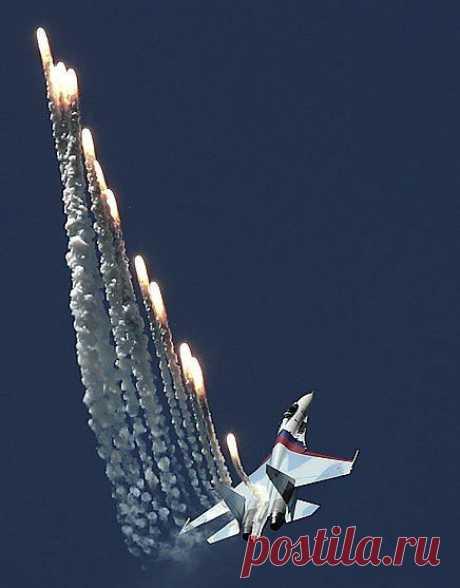 Sukhoi Su 27 |авиация