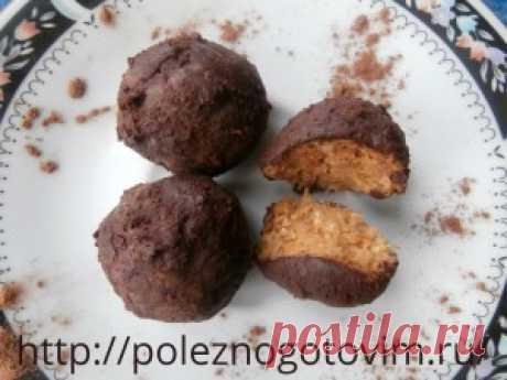 Рецепт домашних конфет   Блог Лены Радовой