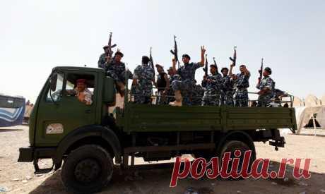 Ирак угрожает турецким войскам военными действиями - Новости Политики - Новости Mail.Ru