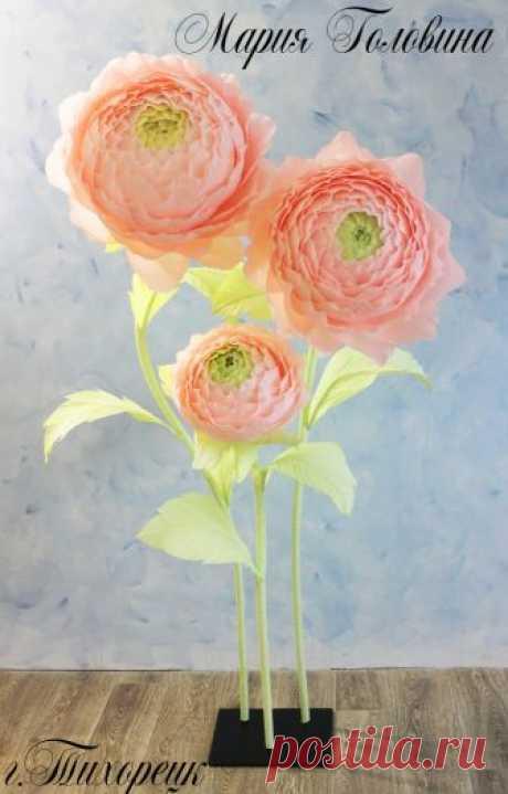 Ростовой цветок выполнен на заказ для фотостудии Малина,фотограф Елизавета Бабахина