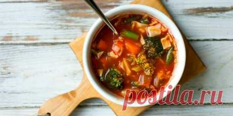 10 simple vegetable soups which do not concede to meat - Layfkhaker