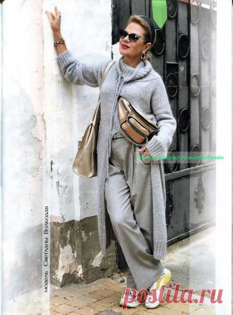 Котейкины хотелки;): Стильная модная туника Бриз от Светланы Волкодав.