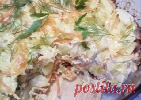 Куриная грудка с капустой - пошаговый рецепт с фото. Автор рецепта надежда усова . - Cookpad