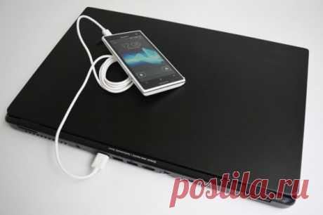 (+1) tema - Layfhak. Como cargar el smartphone del portátil | la CIENCIA Y la VIDA