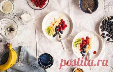 Полезный и питательный завтрак: 10 крутых вариантов - KitchenMag.ru