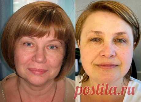 6 самых досадных ошибок в макияже у женщин старше 60 лет | Модные интриги | Пульс Mail.ru