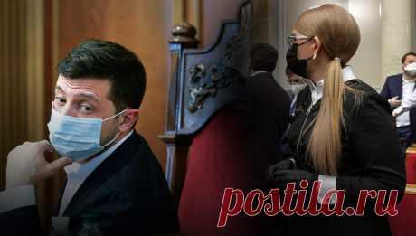 Тимошенко пообещала привлечь Зеленского к ответственности   Листай.ру ✪