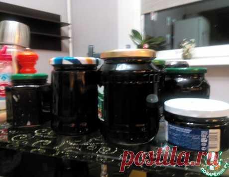 Черничный джем и Черничное варенье – кулинарный рецепт