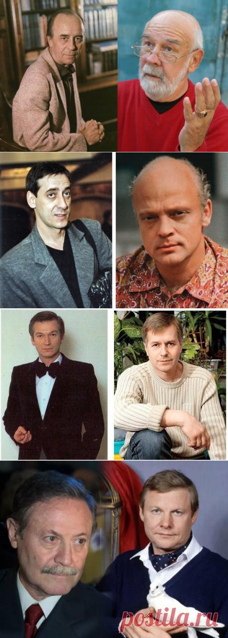 Известных братья-актеры советского кино | 🌧️Шепот дождя🌧️ | Яндекс Дзен