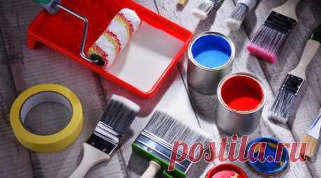 Покраска кафельной плитки своими руками: технология и краски