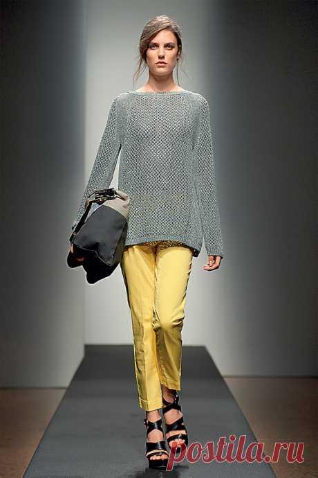 Желтый цвет в одежде: как подобрать правильную гамму – Lisa.ru