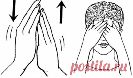 Подробная инструкция пальминга для глаз                Пальминг – это упражнение на расслабление глаз. Оно является очень древним и принадлежит йогам. Упражнение «пальминг» следует выполнять каждый раз, когда вы ощущаете напряжение в глазах…