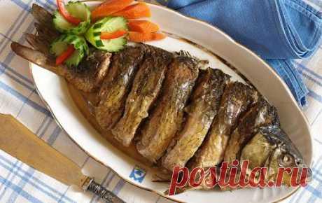 Фаршированная рыба по-еврейски - пошаговый рецепт с фото