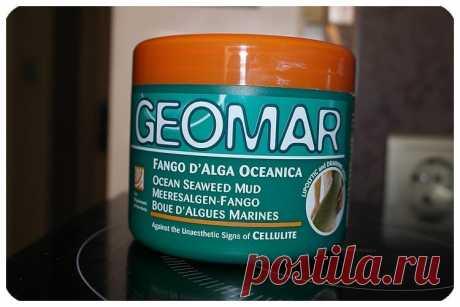 Похудение: Geomar грязь антицеллюлитная | Блог о косметике и красоте Dareas Beauty
