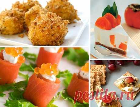 Holiday with bubbles: 10 snack to champagne - Simple recipes of Овкусе.ру