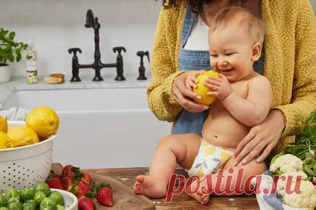 Рецепты детских пюре для малышей 7-8 месяцев