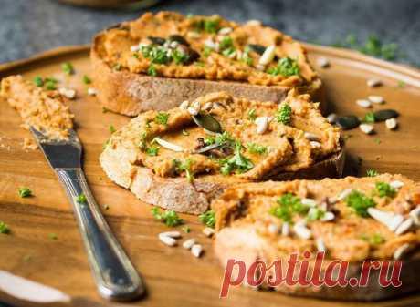 Паштет из свинины в домашних условиях рецепт с фото - 1000.menu