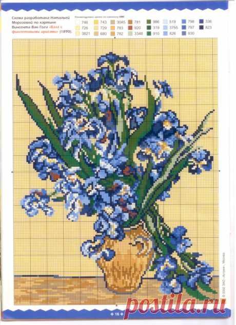 (10) Gallery.ru / Фото #15 - ЧМ ручная вышивка 2002 09 - Chispitas
