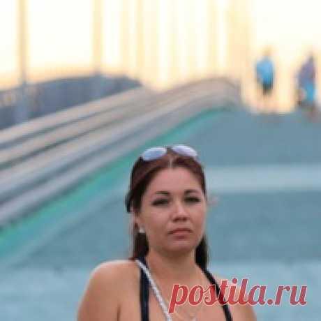 Наталья Исупова