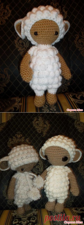 Мини овечки ЛУПО и описание))) - Игрушки своими руками - Страна Мам