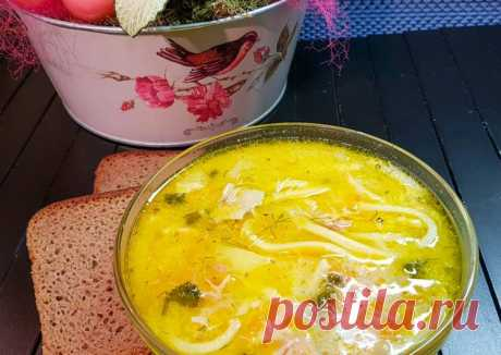 (11) Куриный суп по-болгарски - пошаговый рецепт с фото. Автор рецепта Марина Безноскова . - Cookpad