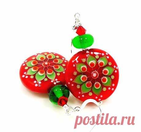 Красно-зеленые - $45.00 USD