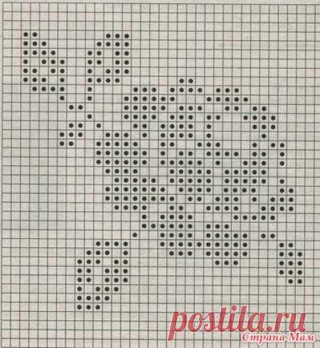 Кофточка-туника для внучки - Вязание для детей - Страна Мам