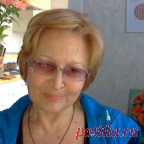 Валентина Канаховская
