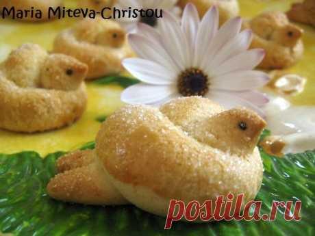 Бабини Великденски курабии като лястовички – My Cooking Book Blog