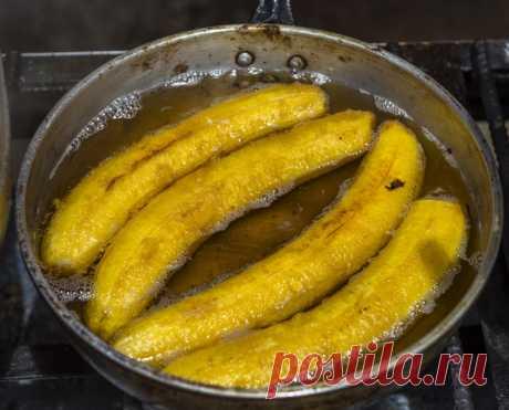 Знаете чем полезен отвар из банана и корицы? | Всегда в форме!