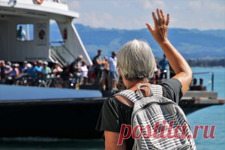 """30 тысяч за неиспользованный отдых или почему российские пенсионеры """"не хотят"""" путешествовать по миру?   Социальное информирование   Яндекс Дзен"""