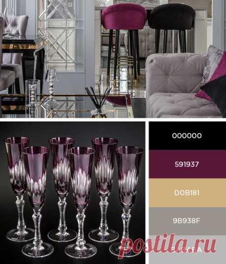 Модные цветовые схемы интерьеров 2019 | Блоги о даче и огороде, рецептах, красоте и правильном питании, рыбалке, ремонте и интерьере