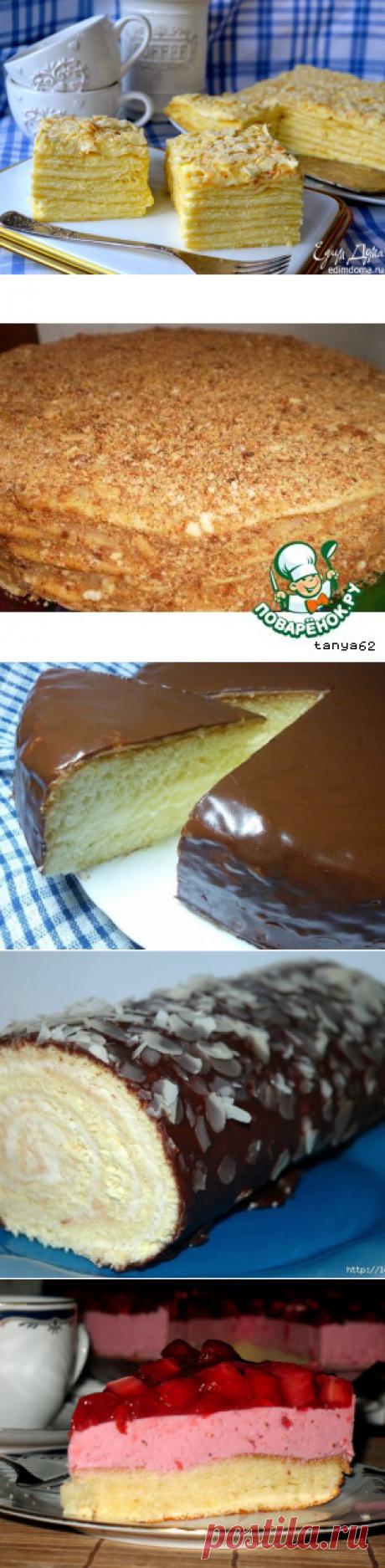 Тортики Крем Рулет Кекс | Фотографии и советы на Постиле
