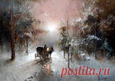 картина художника Игоря Медведева – 20