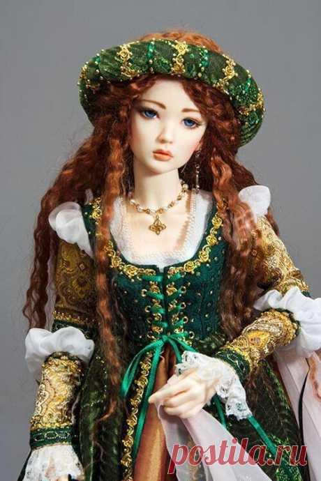 Куклы от Martha Boers