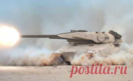 Объект 490: самый мощный танк в мире, которому уступает Армата - Don't Panic Magazine - медиаплатформа МирТесен