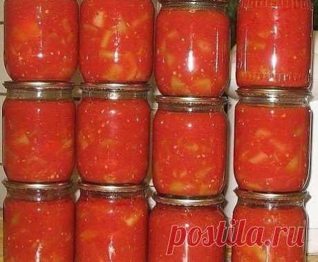 Новый рецепт: Лечо «по-болгарски»