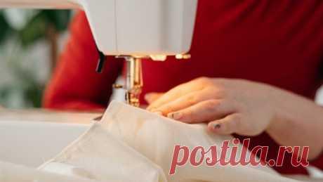 Полезные швейные привычки
