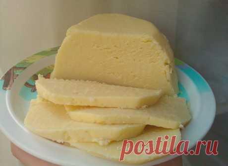 Домашний сыр своими руками — простой рецепт. Очень вкусно! » Татьяна Бедарева