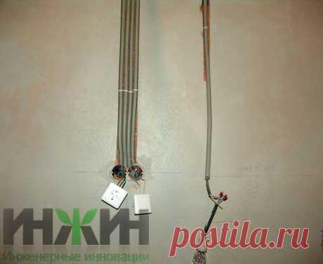 Монтаж электропроводки в кирпичном доме 476