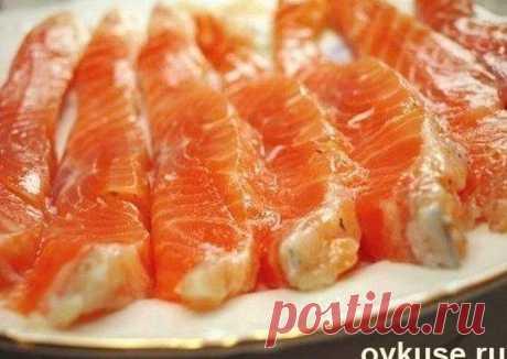 Маринад для красной рыбы - пошаговый рецепт с фото. Автор рецепта Елена . - Cookpad