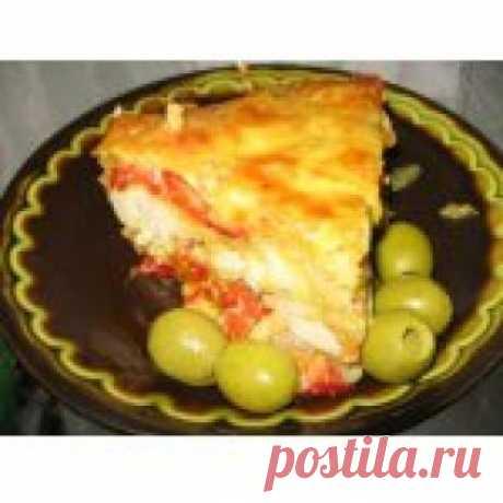 Молоки рыбные с овощами под сыром Кулинарный рецепт
