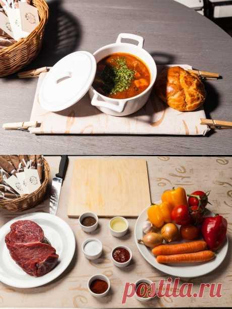 (135) Венгерский суп-гуляш - пошаговый рецепт с фото - венгерский суп-гуляш - как готовить: ингредиенты, состав, время приготовления - Леди@Mail.Ru