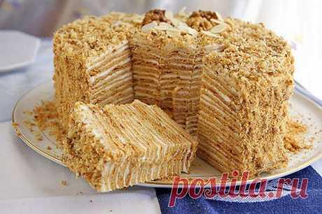 """Вкусная еда: Торт """"Пизанская башня"""""""