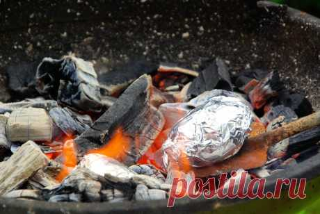 Готовим на природе: полевая каша, картошка, уха, стейк и лаваш на гриле - Статьи на Повар.ру